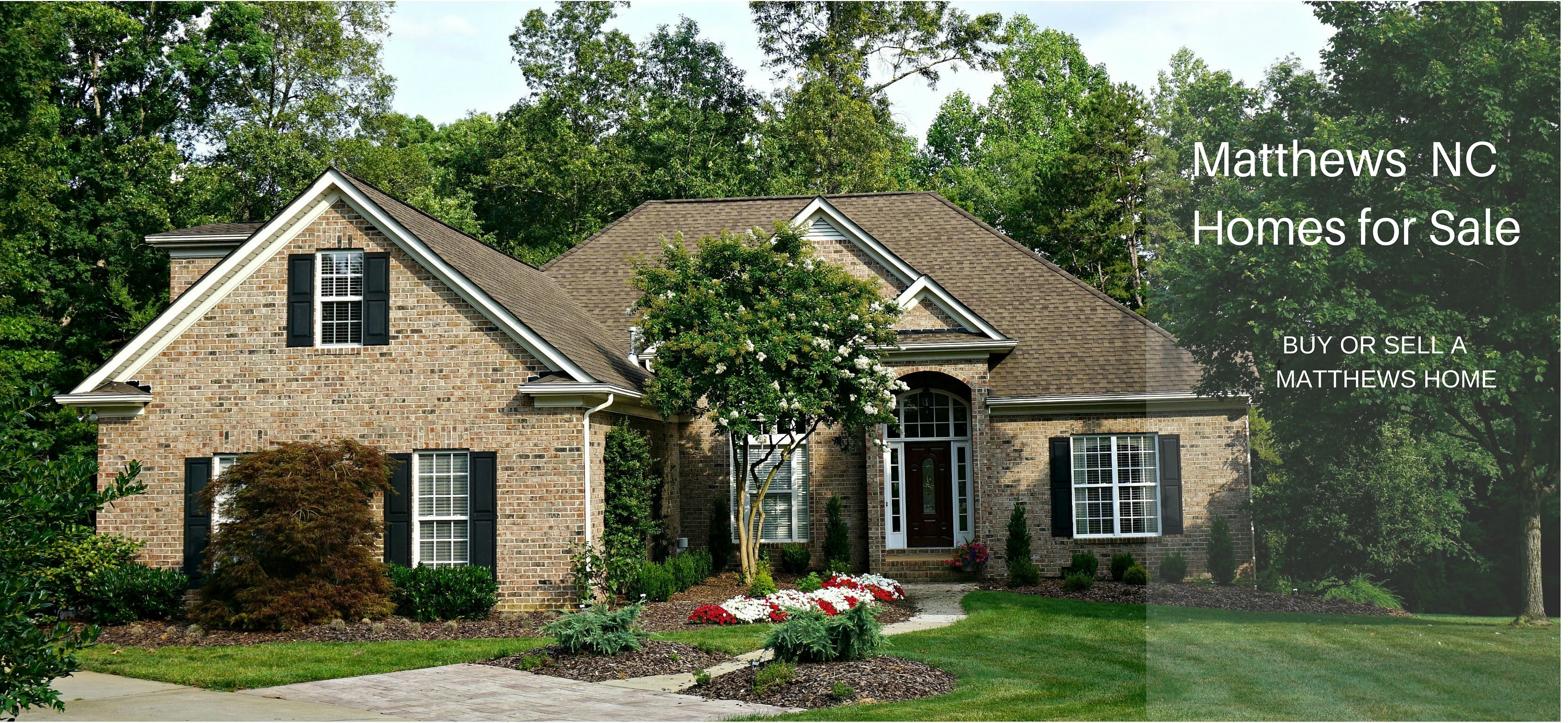 Homes for sale in Matthews NC