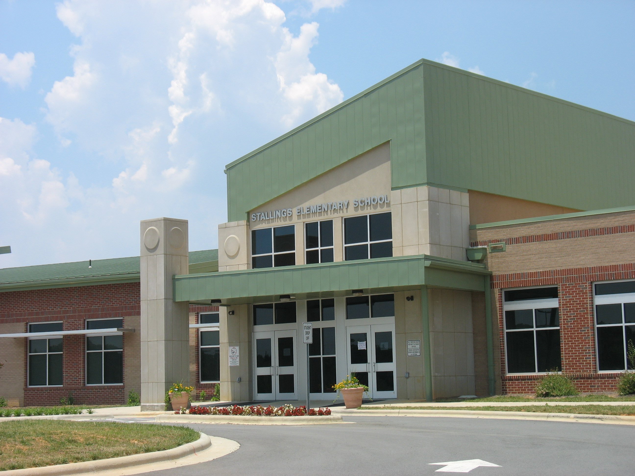 Stallings Elementary School in Union County NC