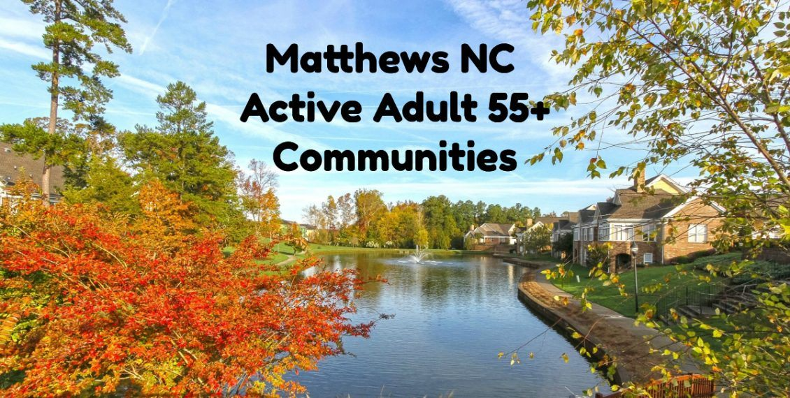 active adult 55 communities
