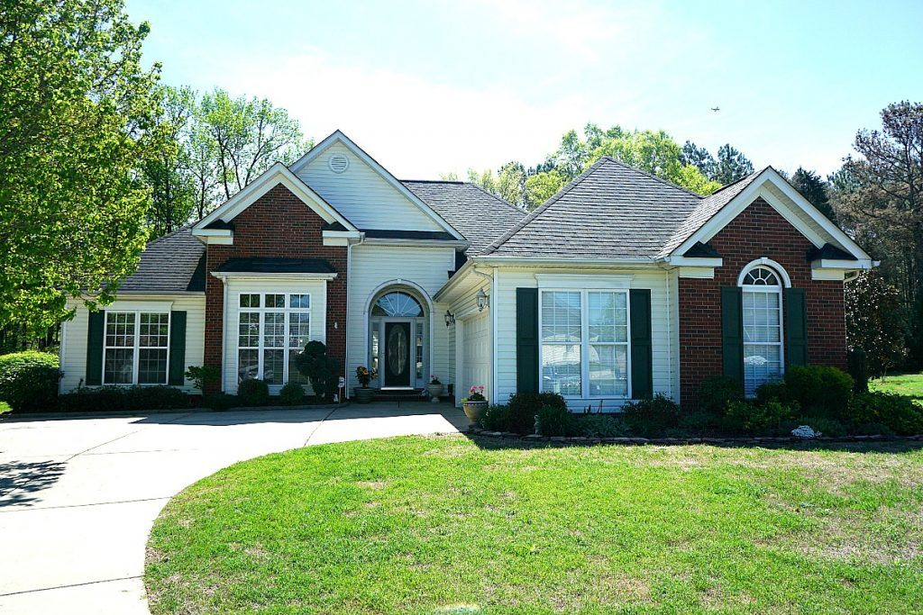 Matthews NC ranch homes