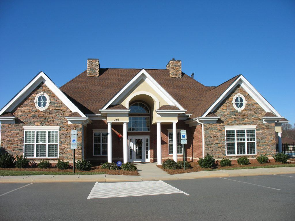 Patio home communities in Matthews NC