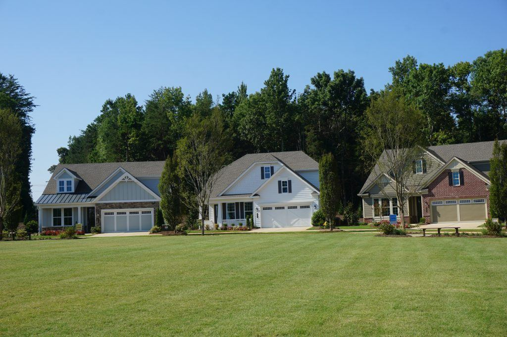 Active adult communities near Matthews NC