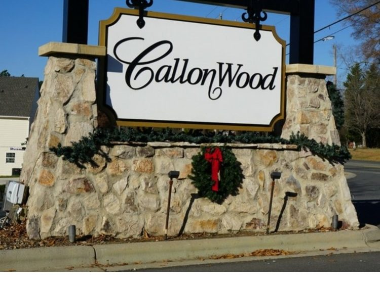 Callonwood homes for sale
